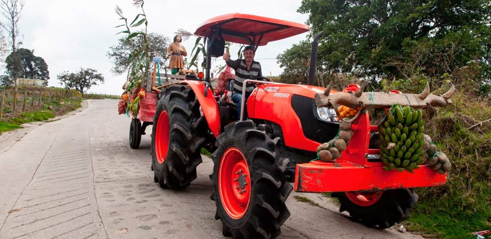 82% de los municipios de Antioquia dijeron sí a Colombia Rural