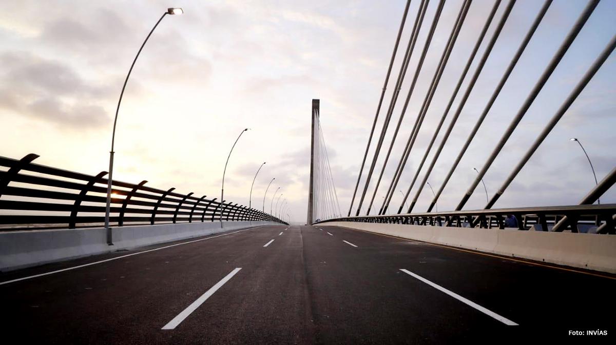 Fotografía del puente Pumarejo.