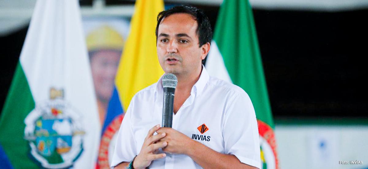 Portal INVÍAS - Colombia